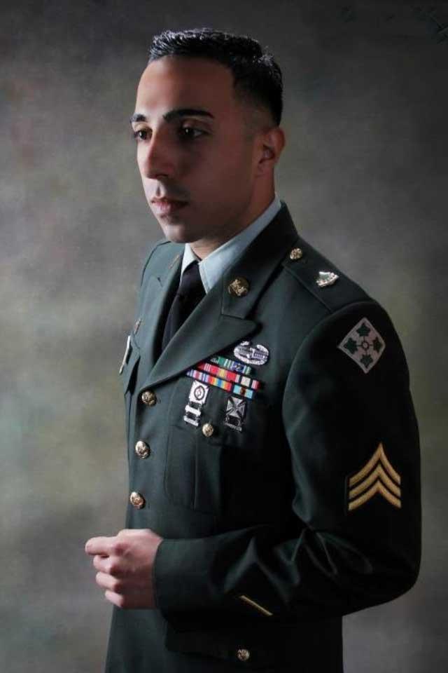 Sergeant Martinez, George